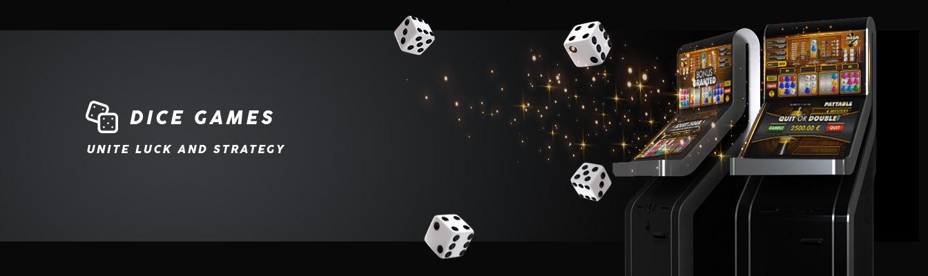 Gewinne bei Würfelspielen bis zu 500 € pro Spiel