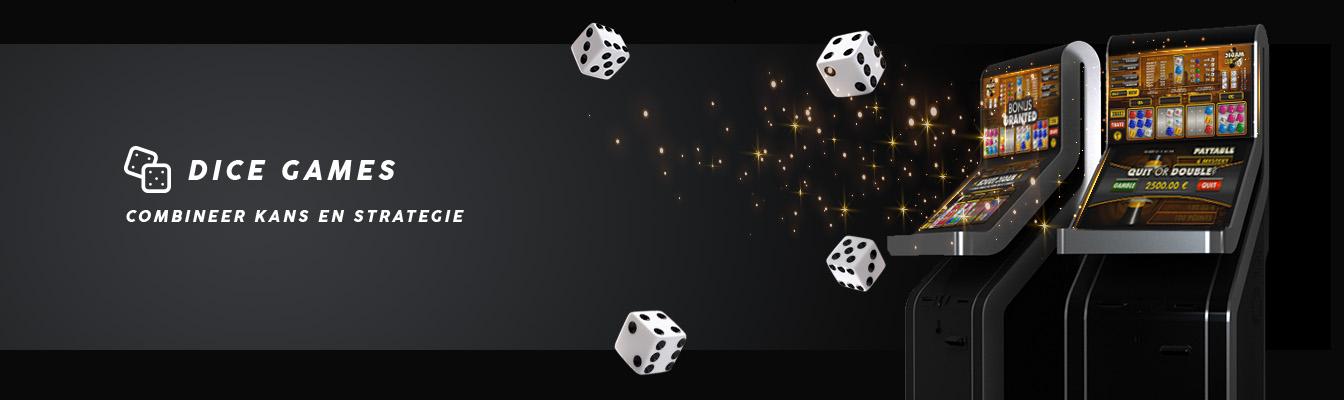 Win tot € 500 per ronde met onze dice spellen
